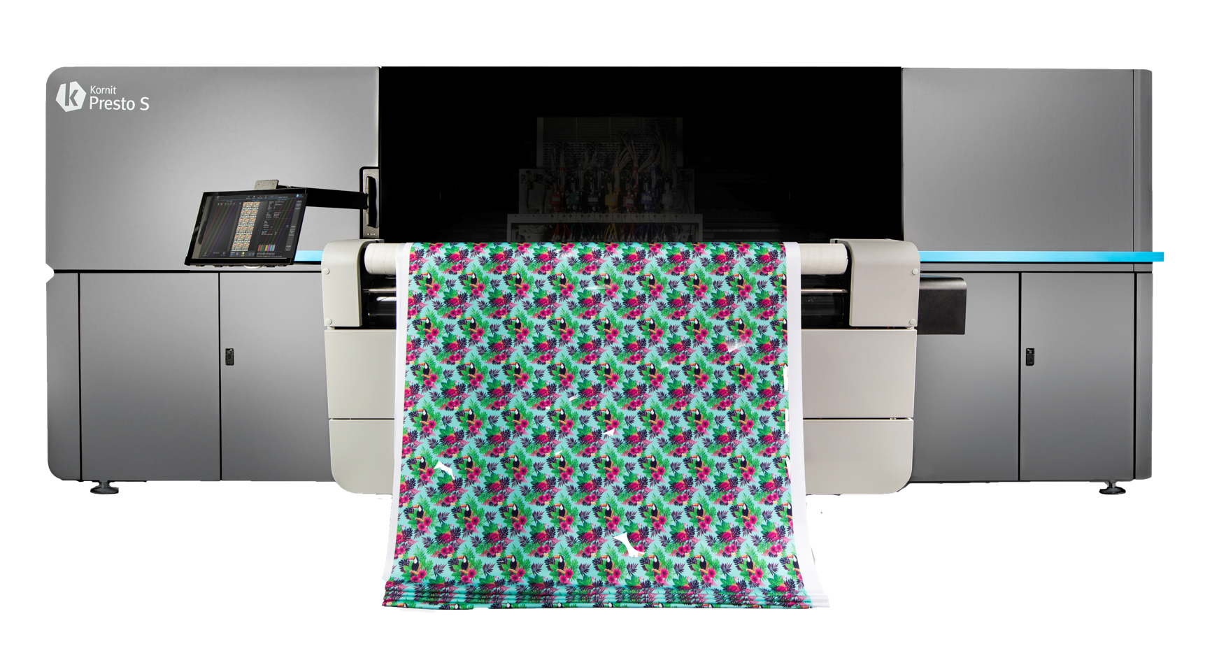 Kornit expands digital textile production-on-demand capabilities in Turkey with Matset partnership