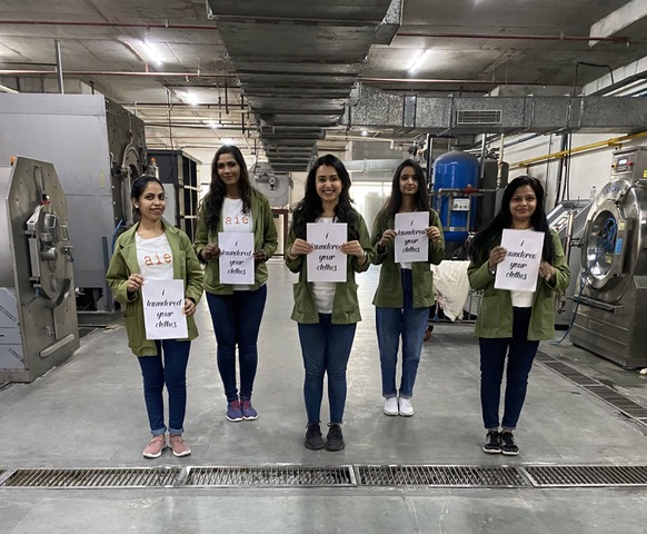Anish India Exports and Jeanologia launch the world's first 100% sustainable garment finishing plant leading by women