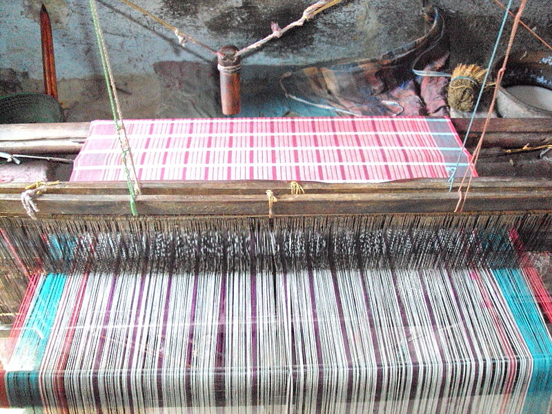 Craft handloom villages coming up in 5 Indian states.