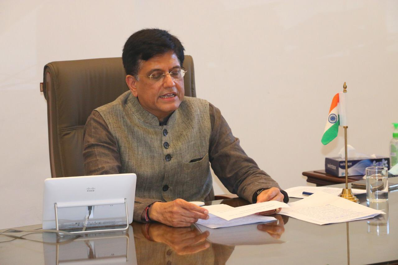 Toys Can Become a Symbol to Demonstrate India's Quality, Uniqueness, Innovation, ECO-Friendliness and Thrill of Indian Toys Says Shri Piyush Goyal