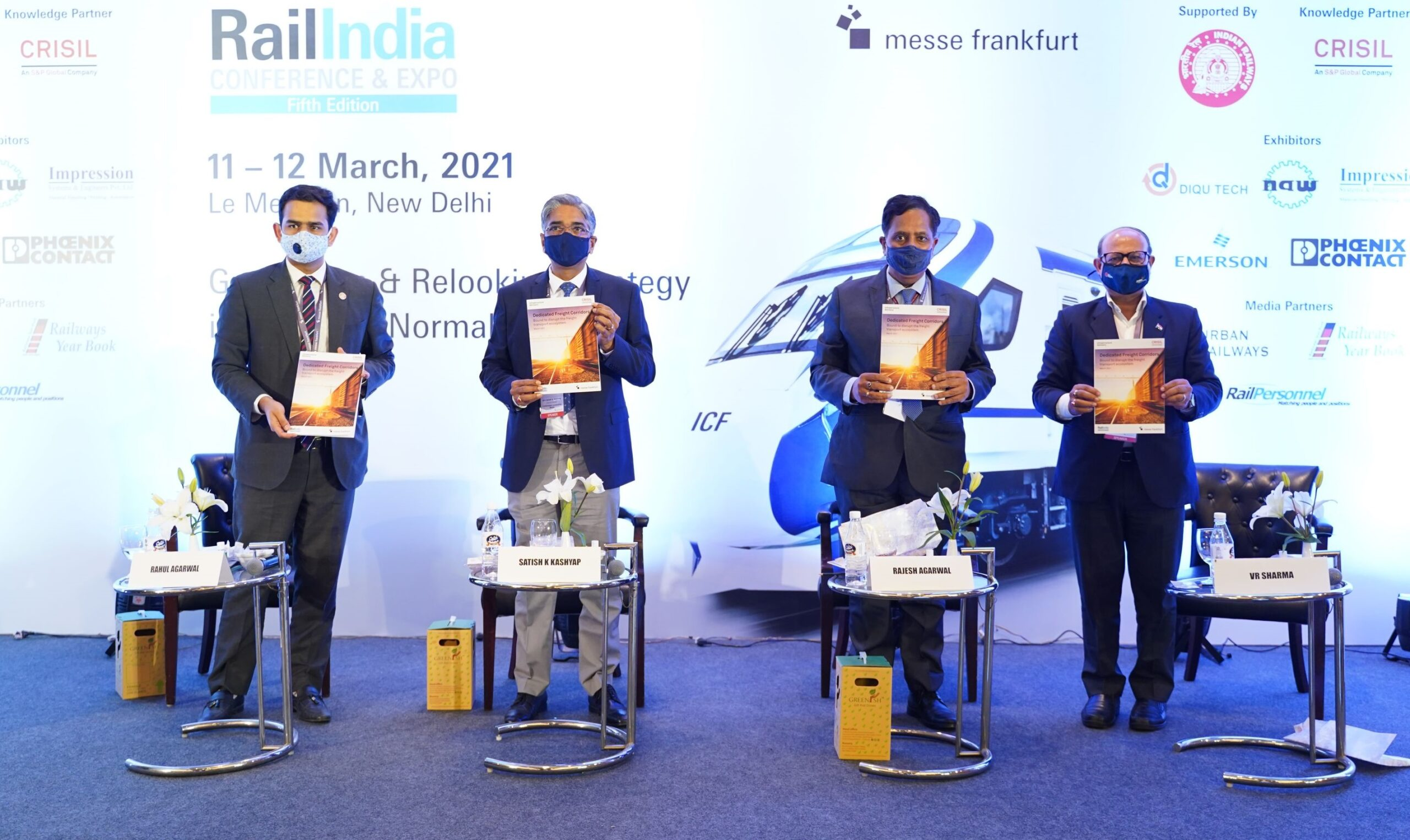Messe Frankfurt India reunites industry players with back-to-back physical conferences this March