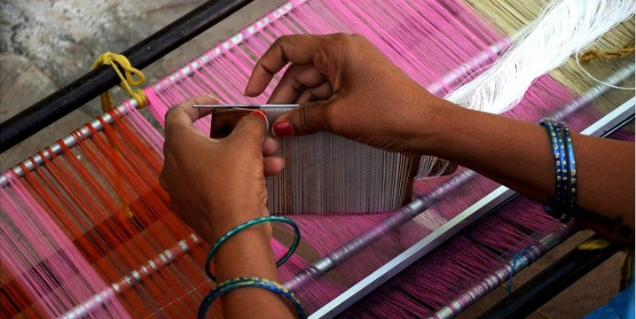 Government of India, Ministry Of Textiles Is Implementing Schemes For Revival Of Traditional Skill Of Weaving