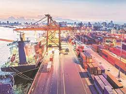 Trade deficit narrows to $12 bn in February, exports at $27.93 bn.