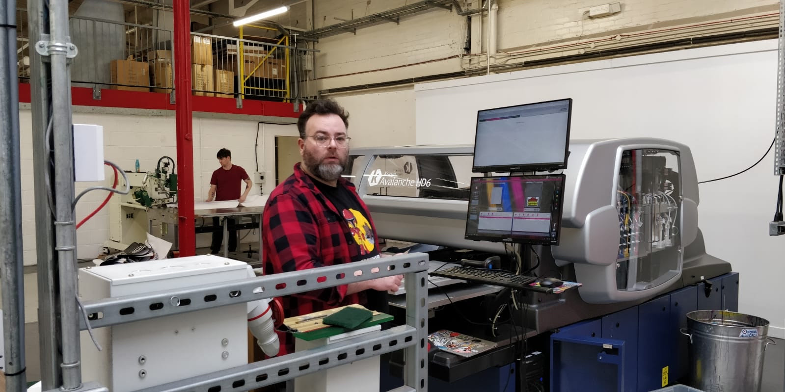 Tayprint Replaces Screen Printing with Kornit Digital Production on Demand