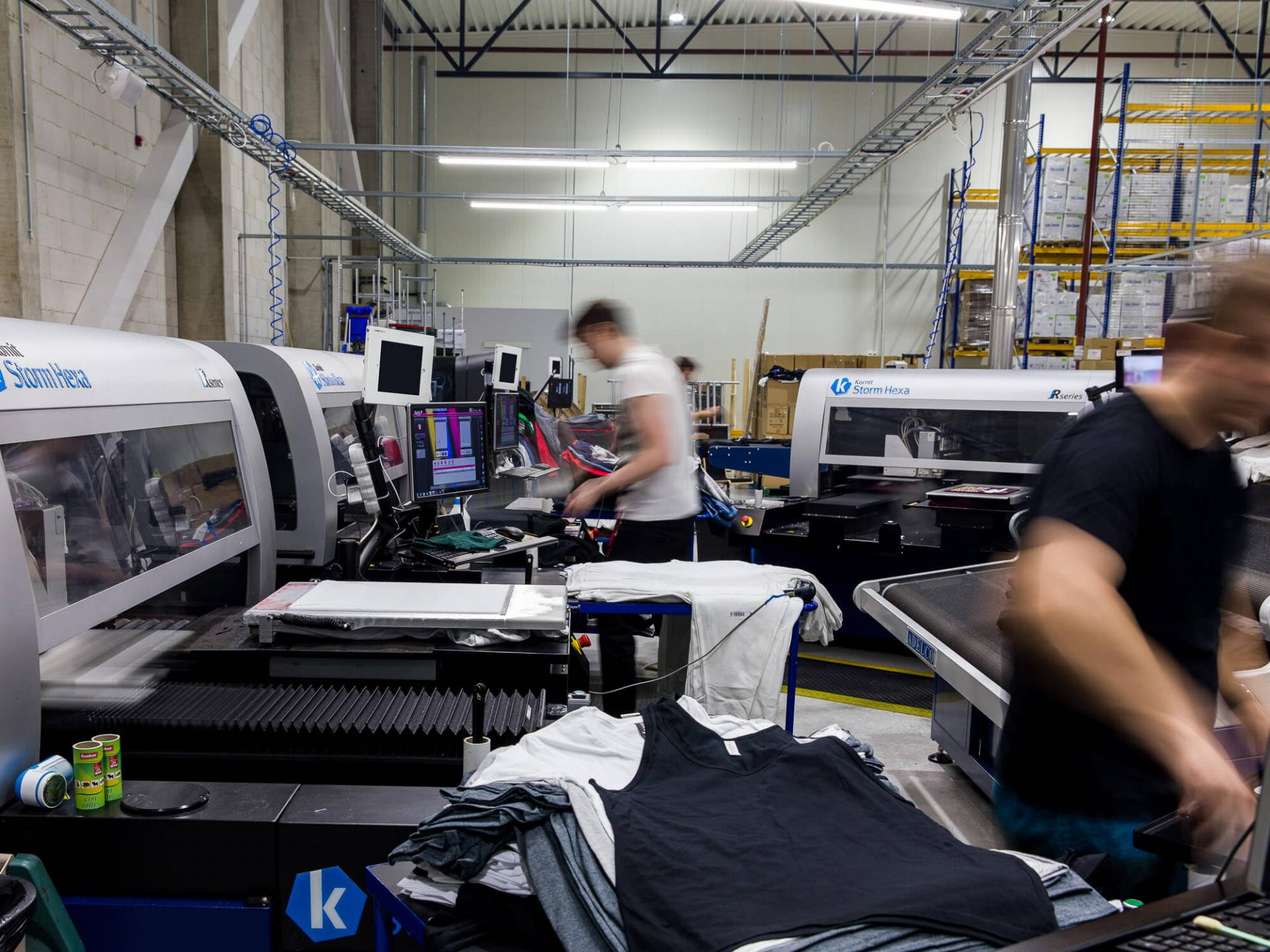 Printful Executes Major Global Expansion of On-Demand Apparel and Fashion Production with Kornit Digital