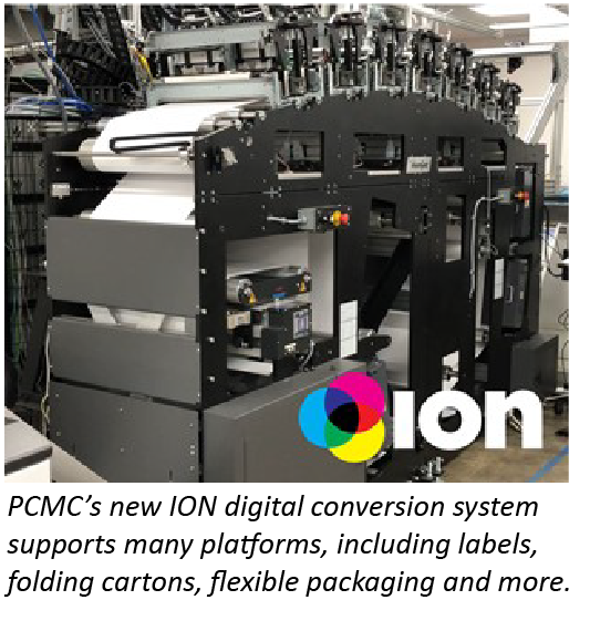 PCMC launches fully modular ION digital conversion system