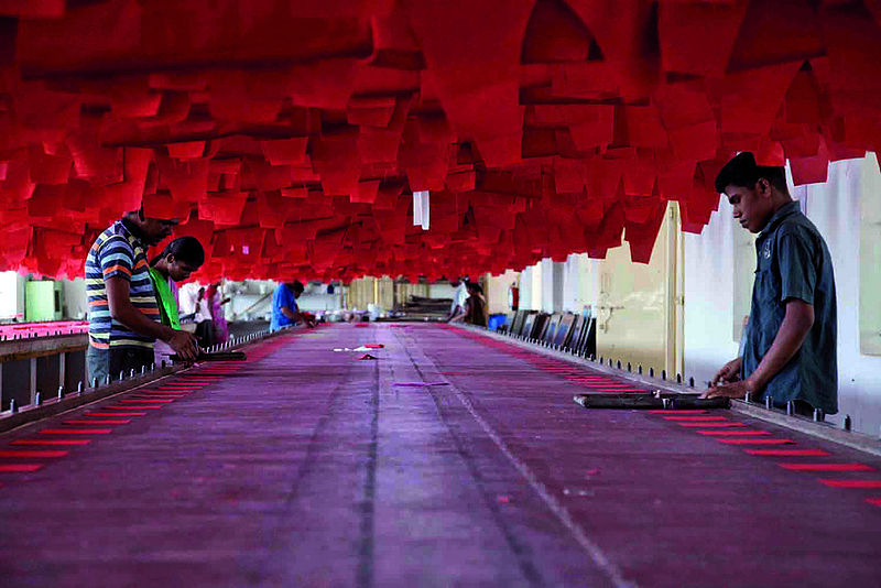 2nd Covid wave hits Gujarat textile industry