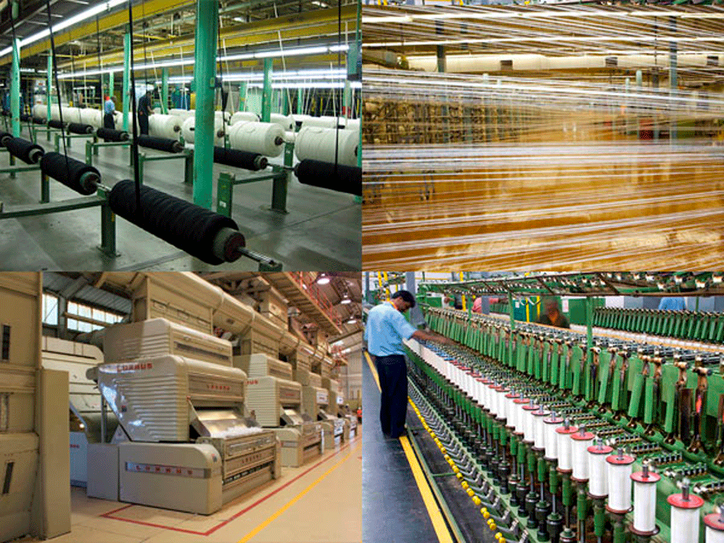 To make the textile industry more competitive, the PHDCCI suggests lowering import duties on some products