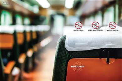 AFFIX Labs and leading seat manufacturer Franz Kiel GmbH strike deal to use Si-Quat, for the global transportation industry