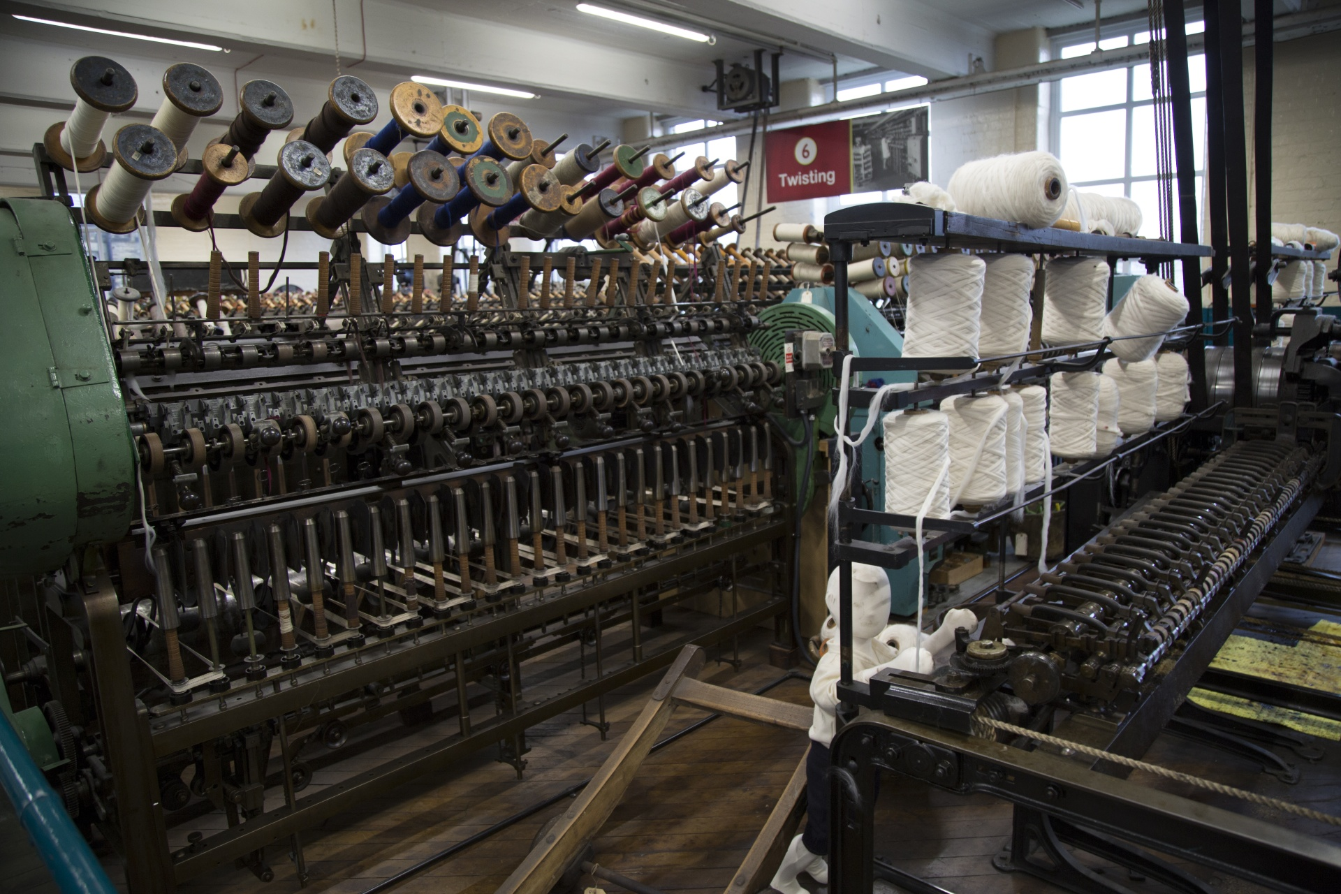 Agility is the Way Forward for the Textile Industry