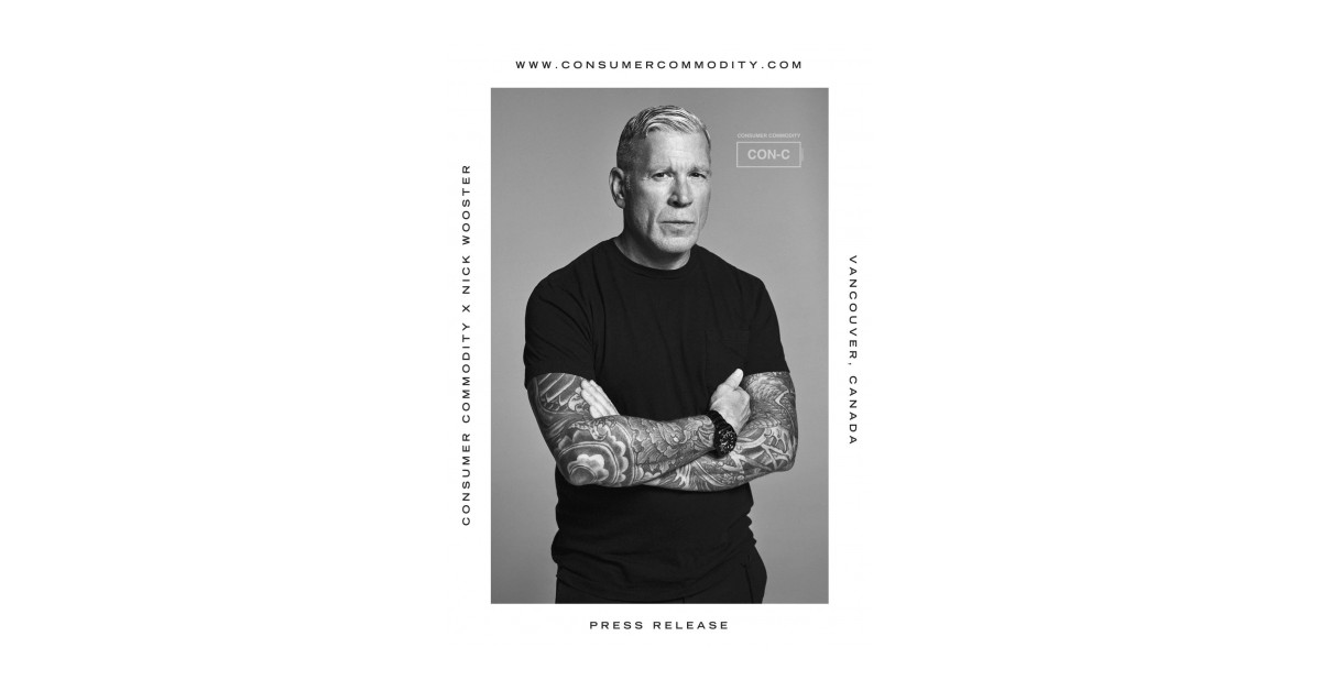 Canadian Apparel and Household Good Brands, Customer Items, Launches NFT Outcome with Fancy Icon Nick Wooster