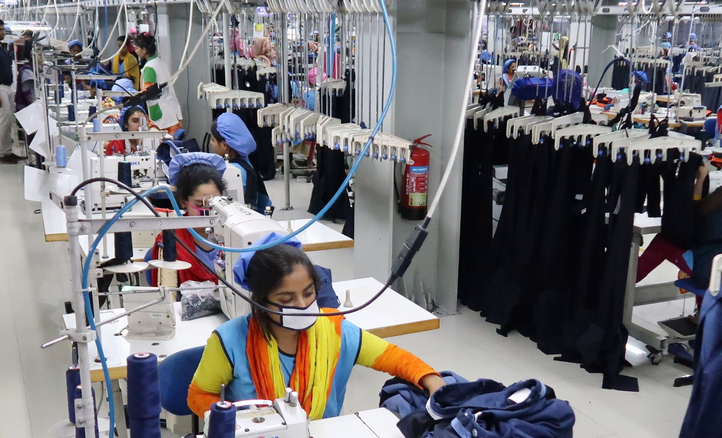 Duty-Free Imports Of All Kinds Of Raw Materials Are Demanded By Apparel Manufacturers