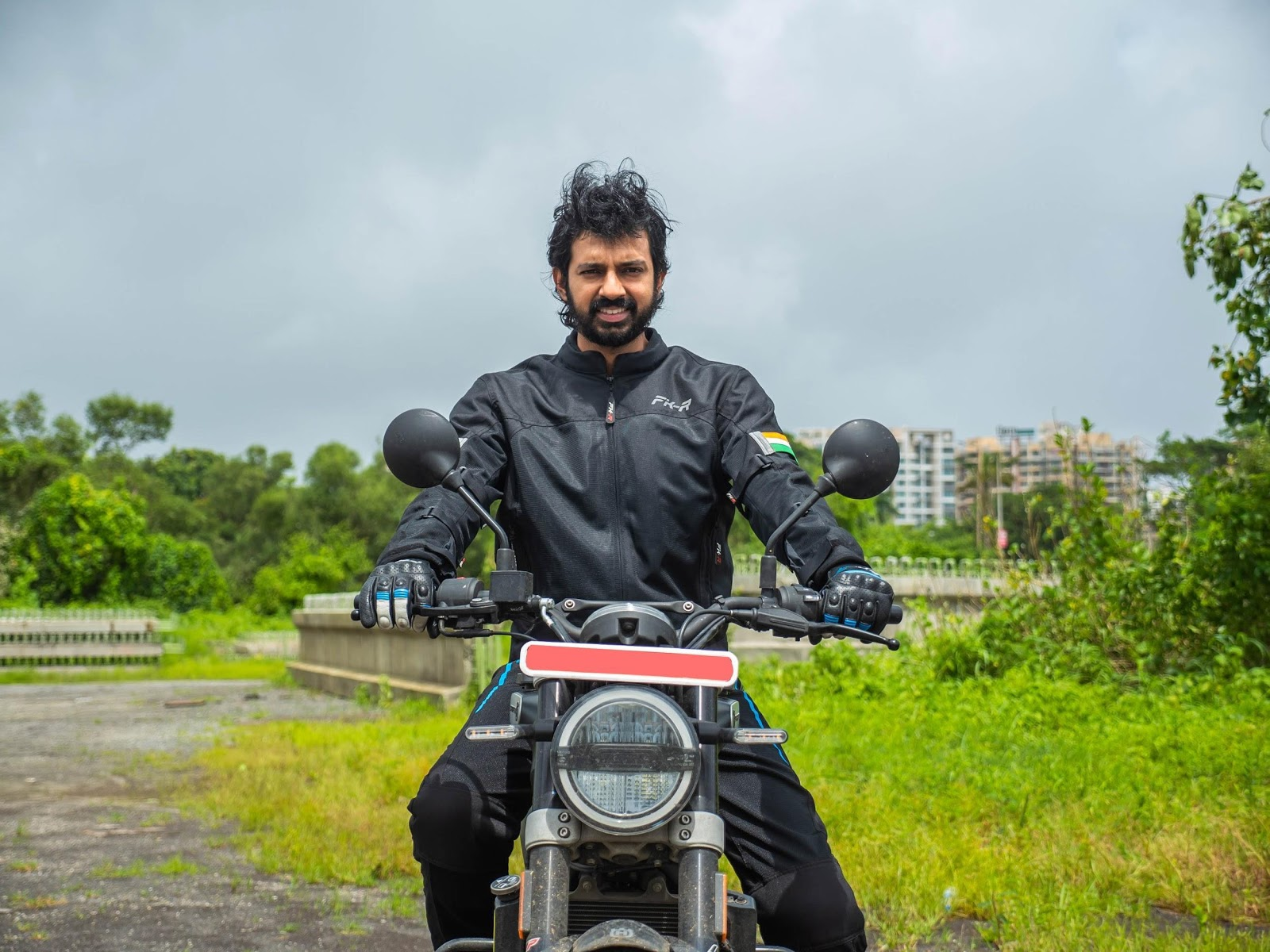 Faisal Khan's Premium and Sustainable Riding Brand 'FK-R' Proves that World-Class Manufacturing is Possible in India