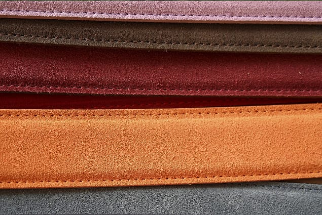 Spinnova Creates Fiber From Leather Squander
