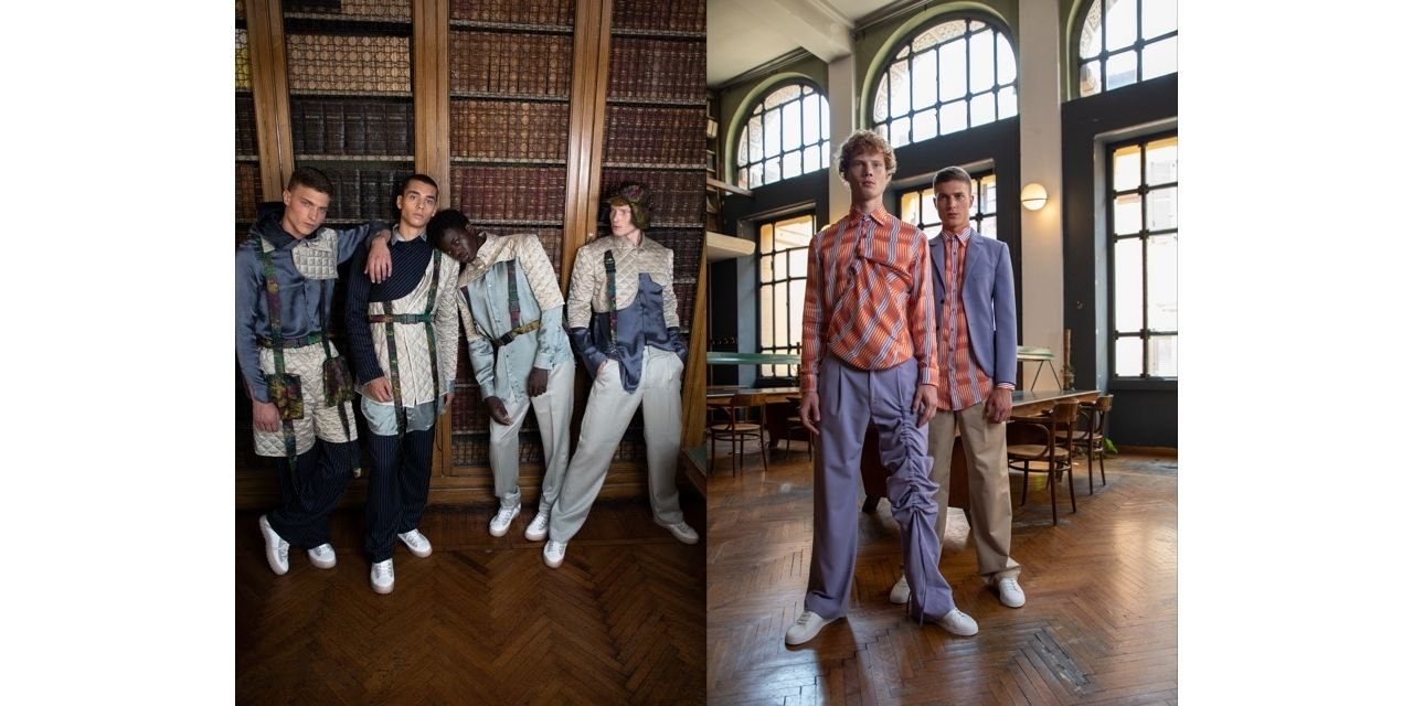 """Bemberg™ shows up at the 100th edition of Pitti Uomo with Istituto Secoli """"LA FORMA"""" fashion film"""
