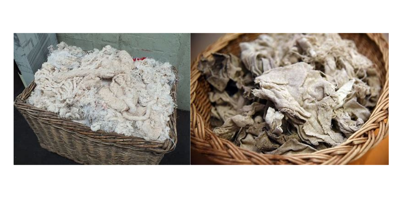 Cotton waste recycling has the potential to save $500 million annually