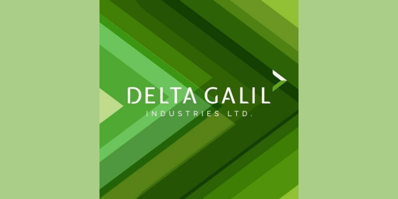 Delta Galil Industries To Be Partnered With Sonovia For The Installation Of Ultrasonic Fabric-Finishing Applicator