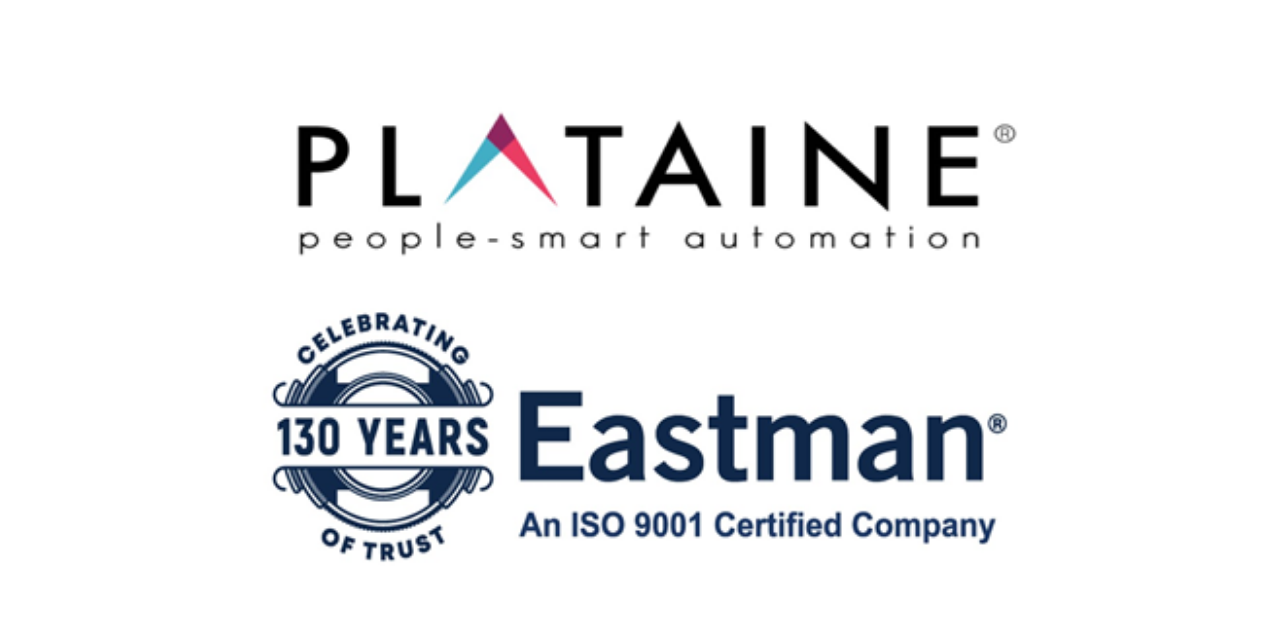 Eastman Machine Co. To Be Partnered With Plataine