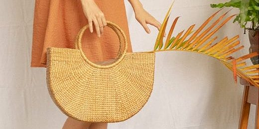 Luxury Bags generated with biodegradable Compo-SiL® vegan leather