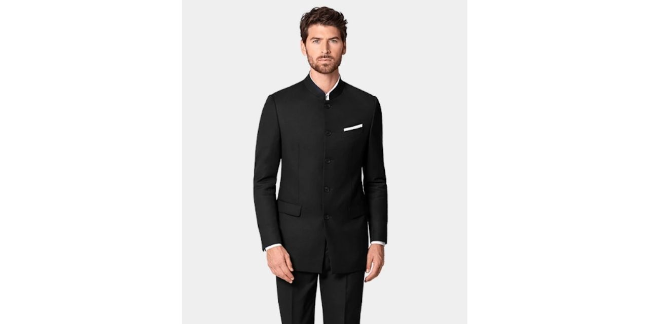 Online Men's Mao Suits Availability at Your Fingertips