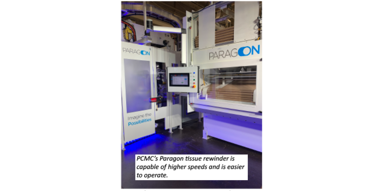 PCMC's new Paragon reimagines the possibilities of tissue rewinding