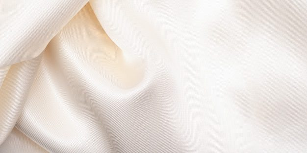 Pure white textiles with infrared fibres