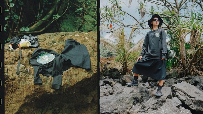 The Recycled ACG Clothing From Nike Is Made For Those Wild & Rainy Excursions
