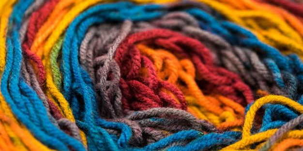 By converting old garments into fresh yarn, a company is revolutionising the fashion business