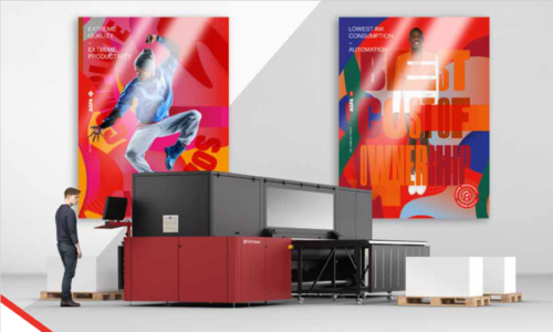 Beyaert Printing in Belgium expands its wide format offering with the Agfa Jeti Tauro H3300