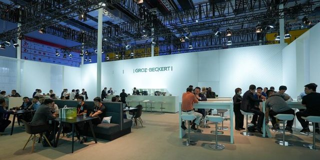 Groz-Beckert at ITMA Asia: On-site and virtual success