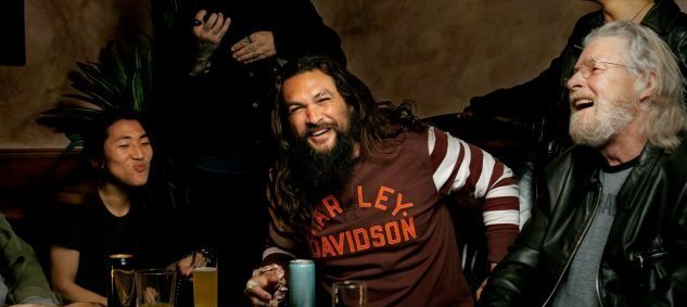 HARLEY-DAVIDSON AND JASON MOMOA JOIN FOR THE RELEASE OF A LIMITED-EDITION APPAREL COLLECTION