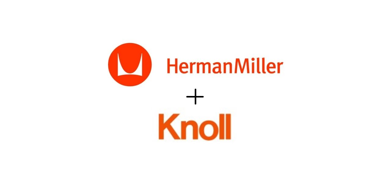Shareholders of Herman Miller and Knoll have approved merger-related proposals