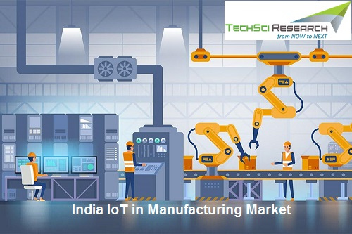 India IoT in Manufacturing Market to Grow at a CAGR of 13.81% until FY2027 – TechSci Research