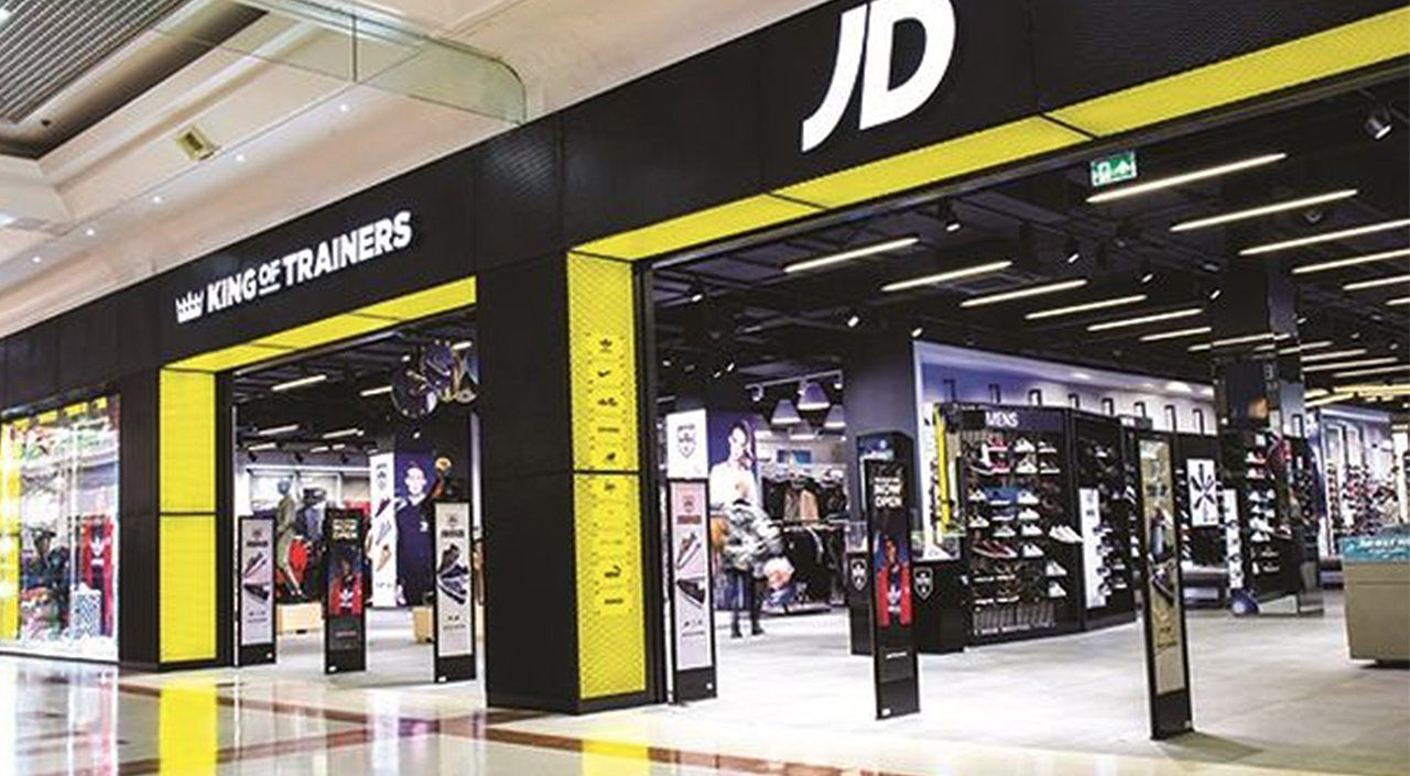 JD Sports buys a share in Gym King, an athleisure brand