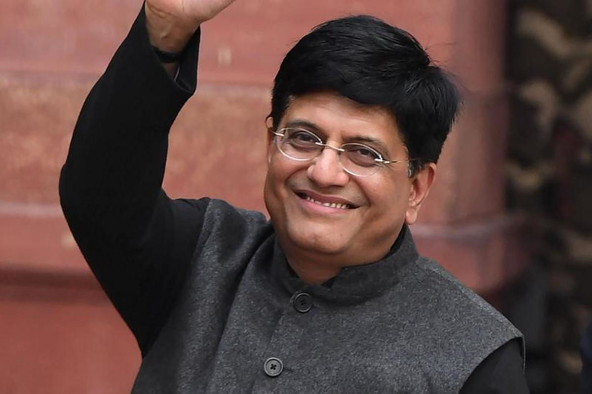 New Delhi wants to promote 'India' brand, textiles: minister Goyal