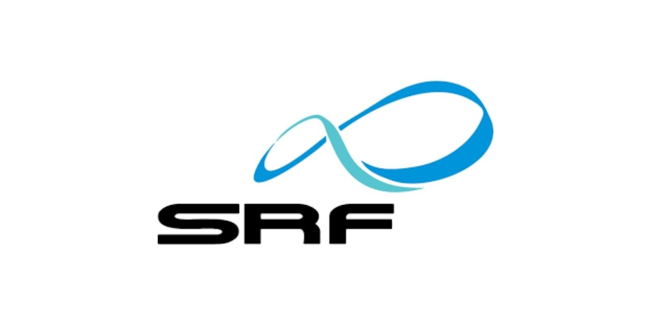 SRF gains 8% after a solid first quarter; market capitalization surpasses Rs 50,000 crore