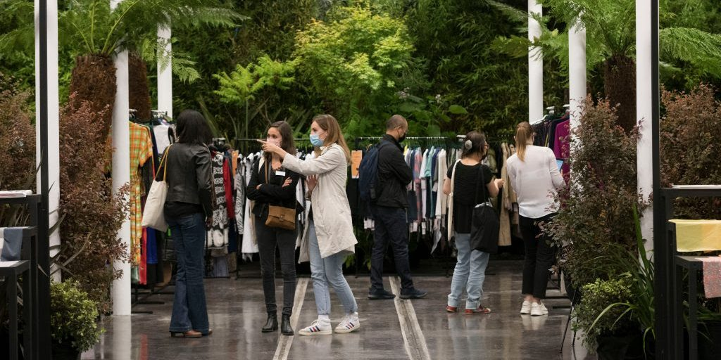 Texworld Evolution Paris – Le Showroom has once again confirmed the relevance of this new format adapted to the international health situation