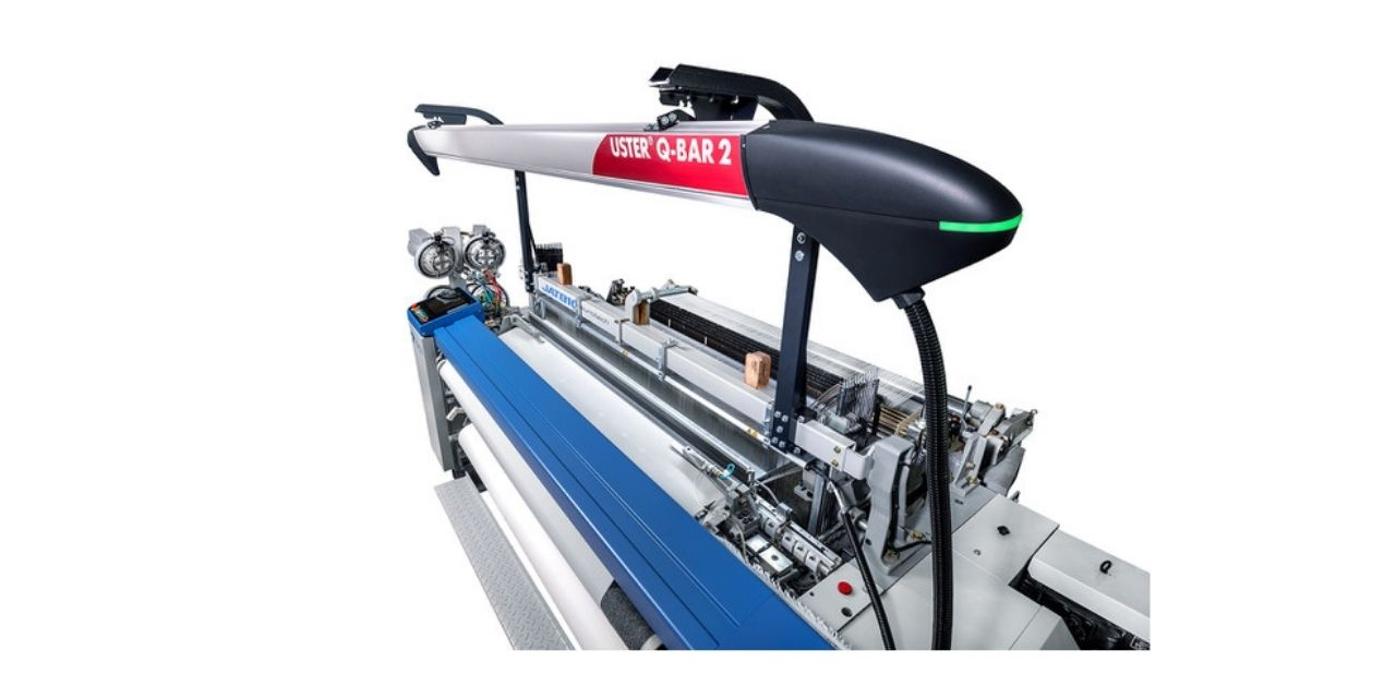Uster Q-Bar 2 – The double security stress-busting solution for weavers