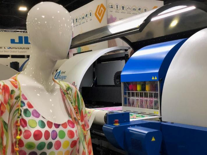 Digital Textile Printing: The New Era in Textile Industry