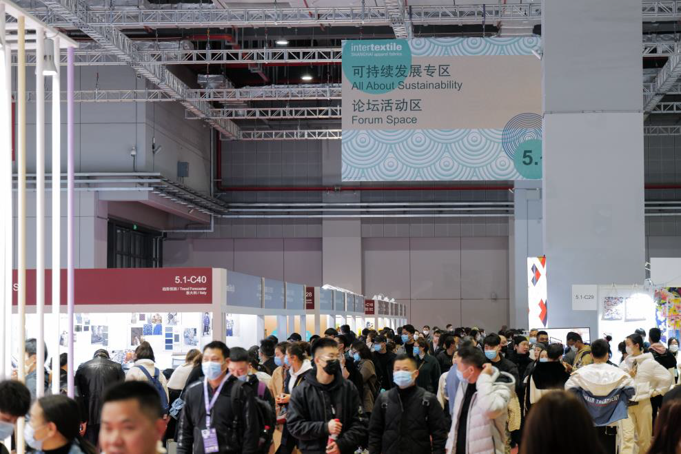 Sustainability takes centre stage in China ahead of Intertextile Apparel's Autumn Edition