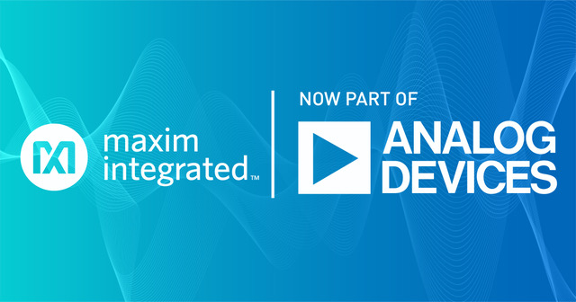 Analog Devices Completes Acquisition of Maxim Integrated