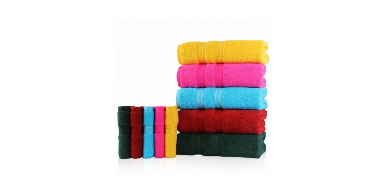 Exporters of terry towels are now looking for favorable terms