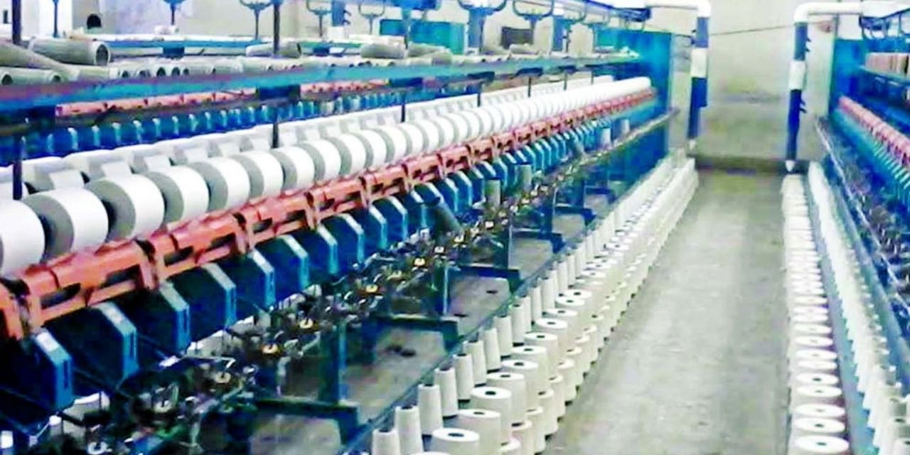 Automation In Textile Spinning