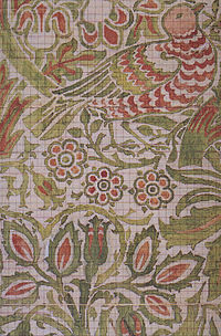 The scopes of the Textile designers