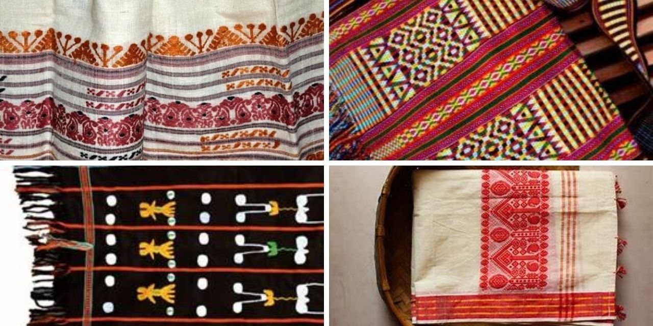Weaves Of Northeast India