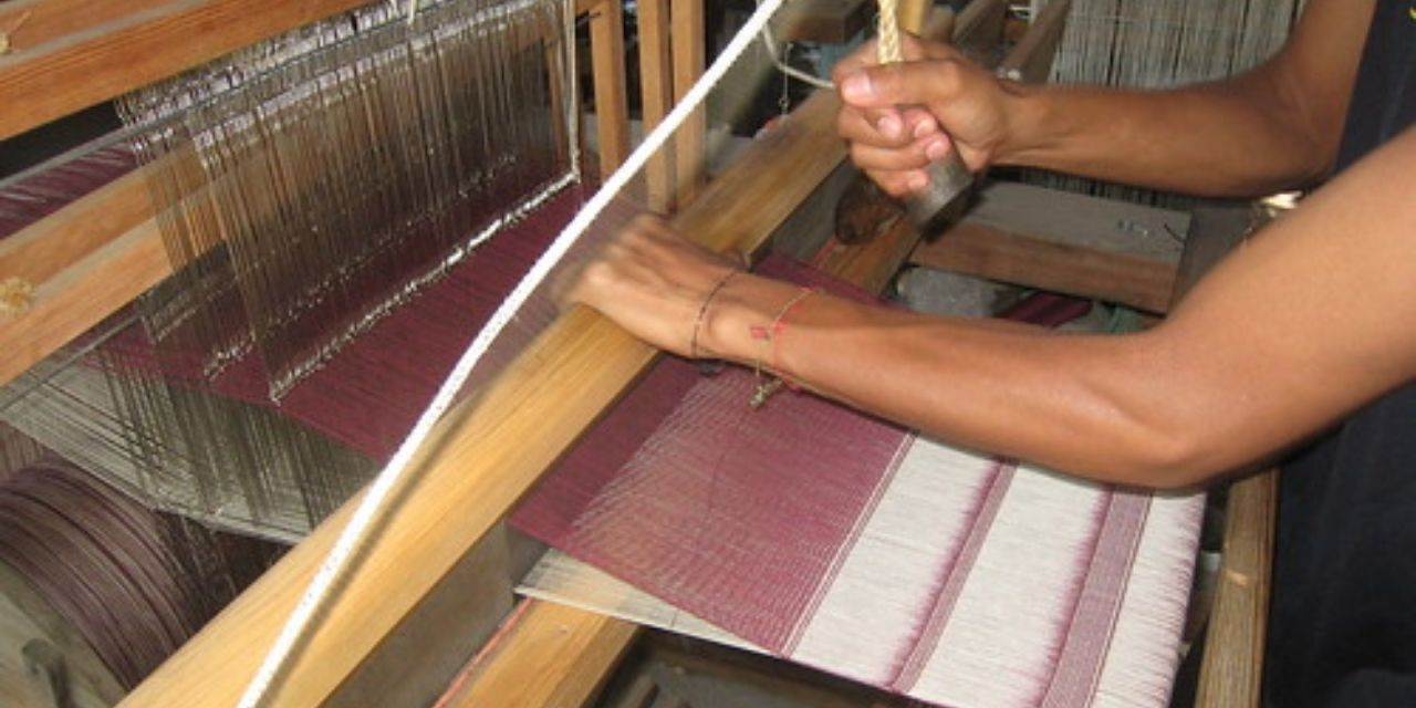 UG Brahma, Minister of Handloom and Textiles, has announced subsidies for weavers