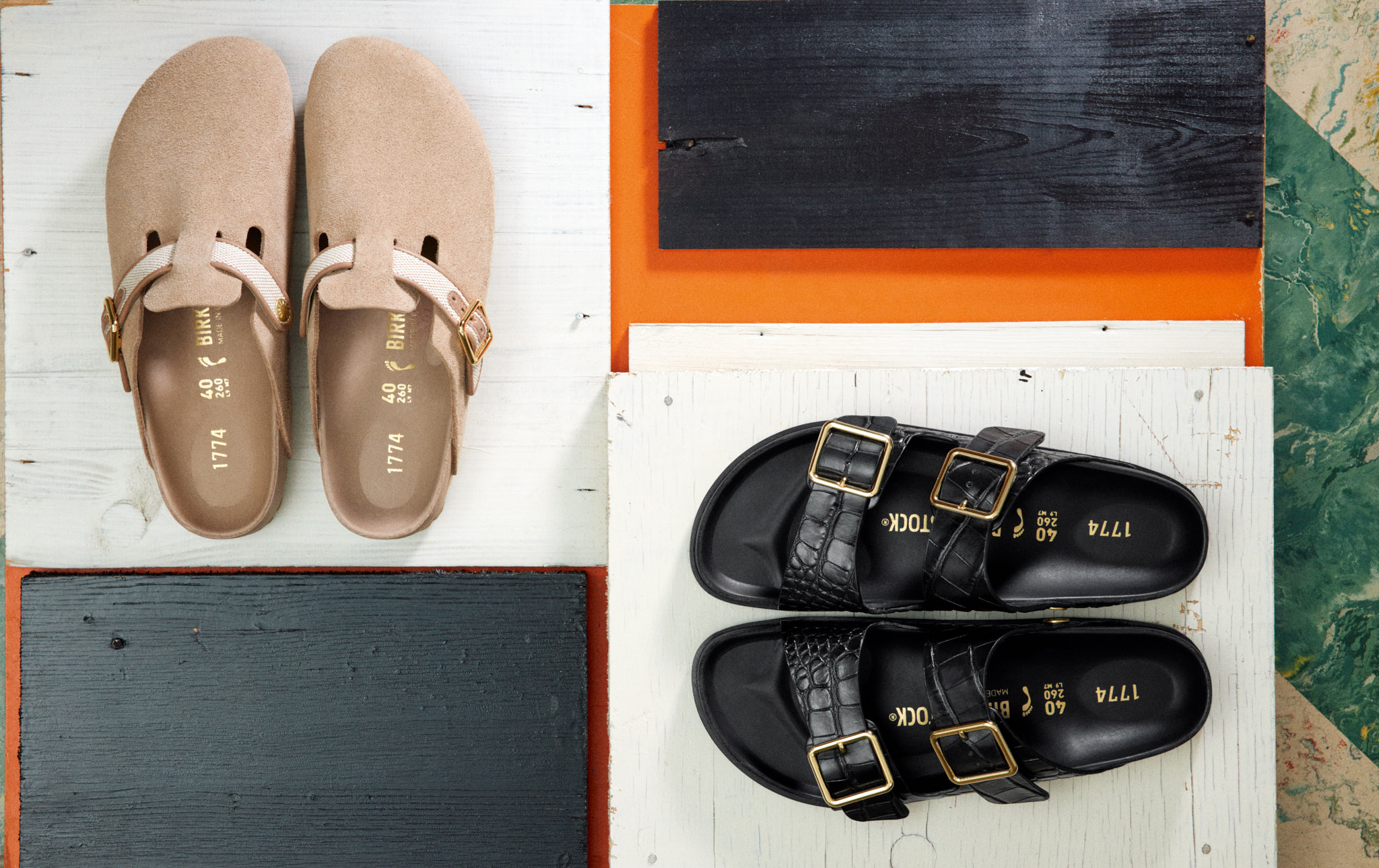 BIRKENSTOCK LAUNCHES SECOND 1774 COLLECTION WITH EXCLUSIVE FIRST DROP #birkenstock1774