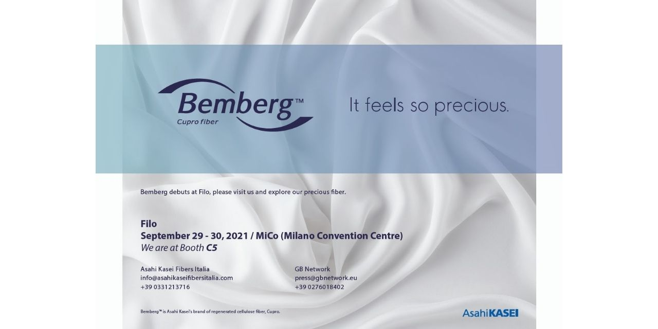 Bemberg™ by Asahi Kasei at Filo to unveil its smart DNA story that meet contemporary consumer needs