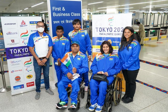 OCM PROUDLY SUPPORTS ALL PARA-ATHLETES AND CHEERS THEM ON DURING THE TOKYO OLYMPICS 2020