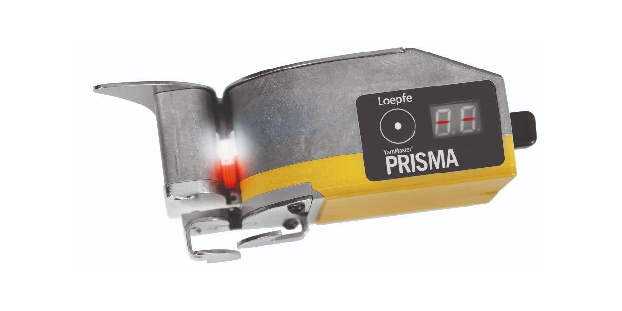 A world of colors. YarnMaster PRISMA® RGB full-color monitoring